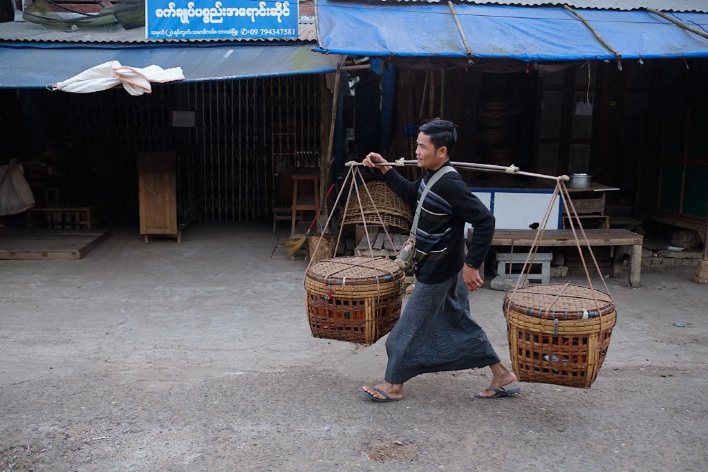 Hpaan-Myanmar-Geschichten von unterwegs 28