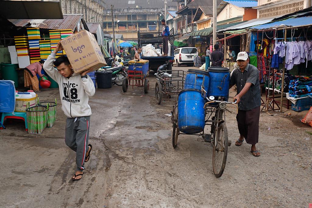 Hpaan-Myanmar-Geschichten von unterwegs 29
