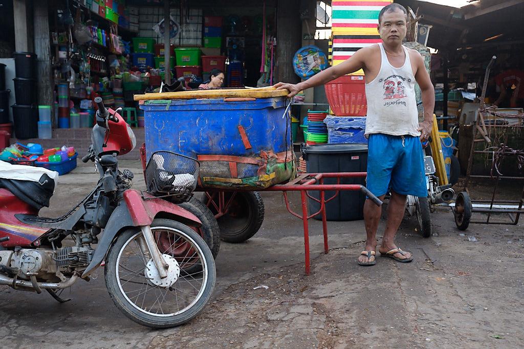 Hpaan-Myanmar-Geschichten von unterwegs 30