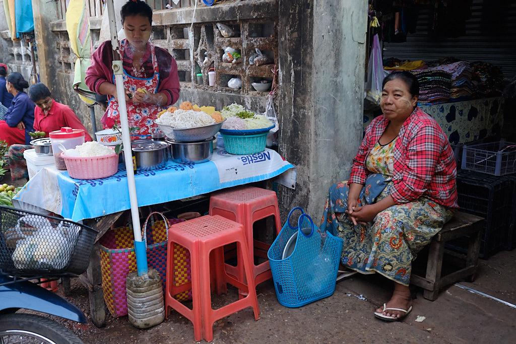 Hpaan-Myanmar-Geschichten von unterwegs 32