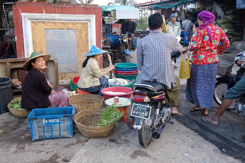 Hpaan-Myanmar-Geschichten von unterwegs 38
