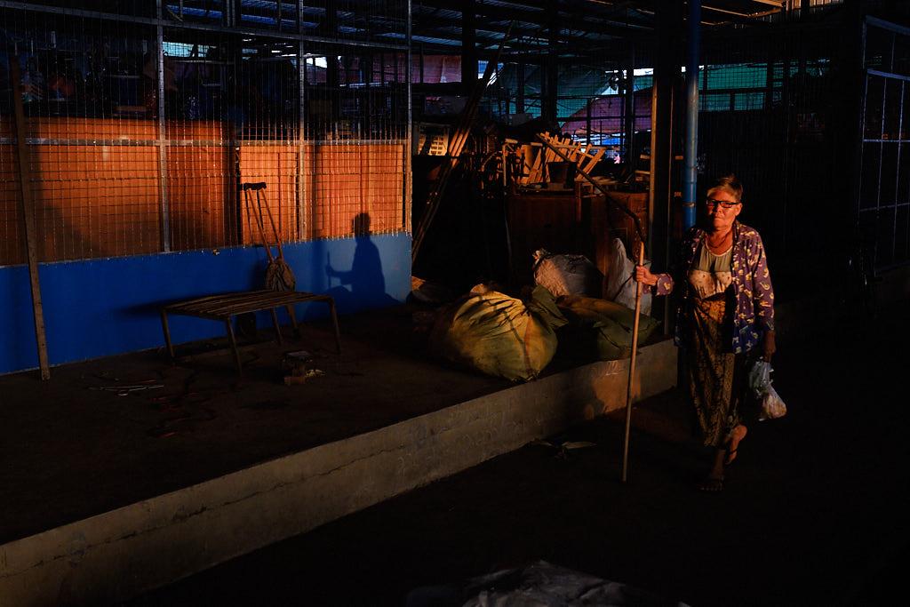 Hpaan-Myanmar-Geschichten von unterwegs 39