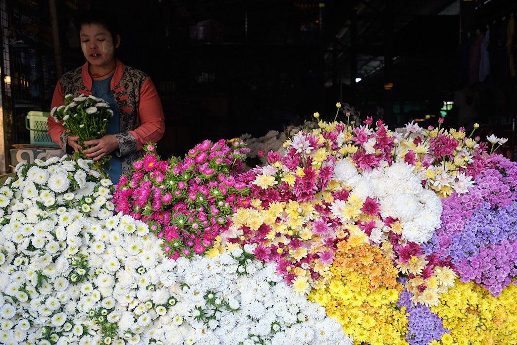 Hpaan-Myanmar-Geschichten von unterwegs 42