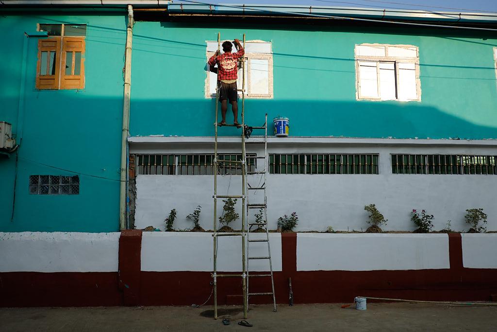 Hpaan-Myanmar-Geschichten von unterwegs 44