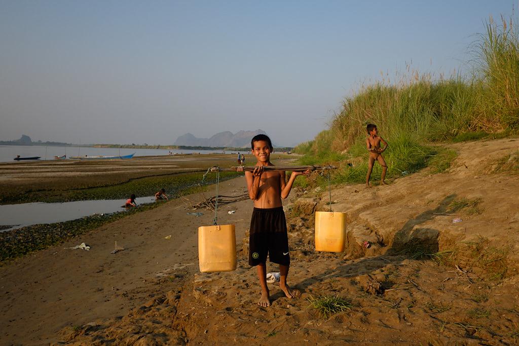 Hpaan-Myanmar-Geschichten von unterwegs 45