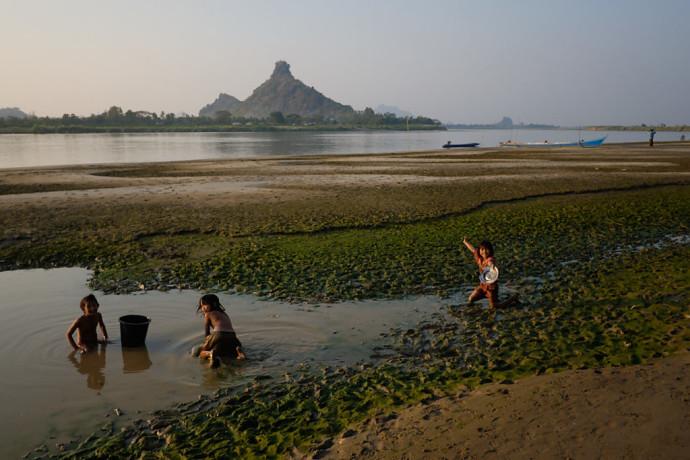Hpaan-Myanmar-Geschichten von unterwegs 47