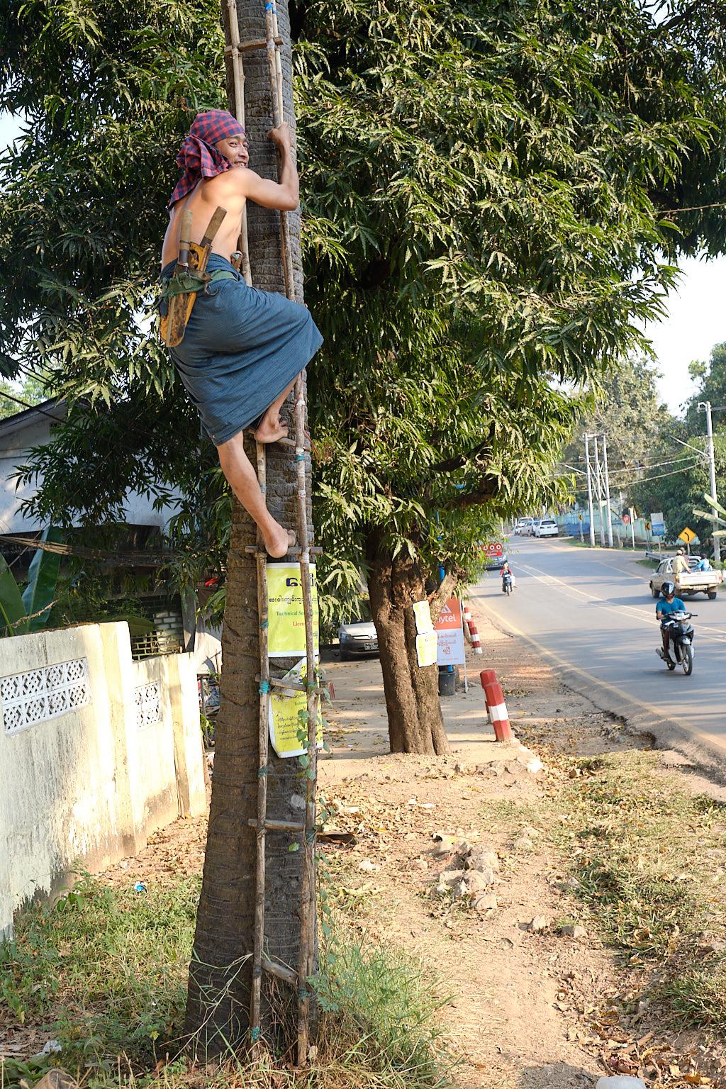Hpaan-Myanmar-Geschichten von unterwegs 8