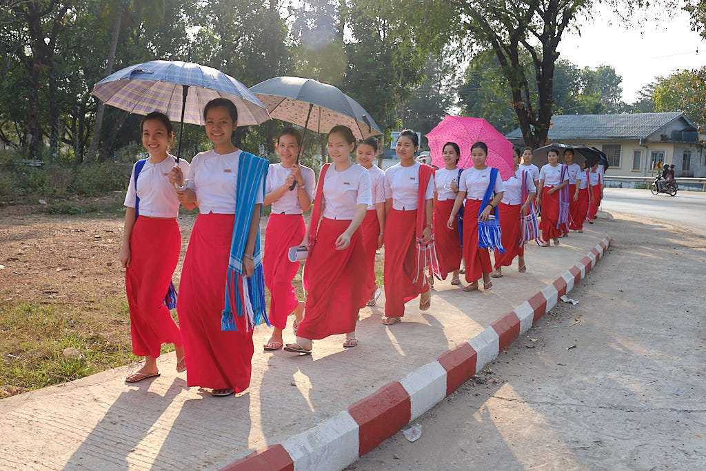 Hpaan-Myanmar-Geschichten von unterwegs 9