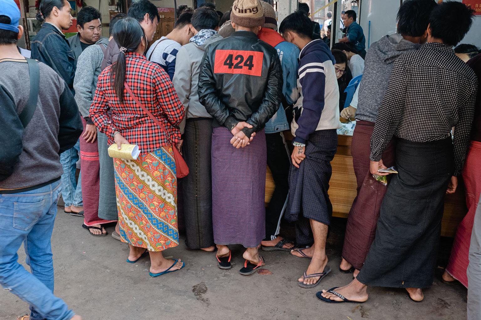 Jade Market Mandalay - Myanmar - Geschichten von unterwegs-14