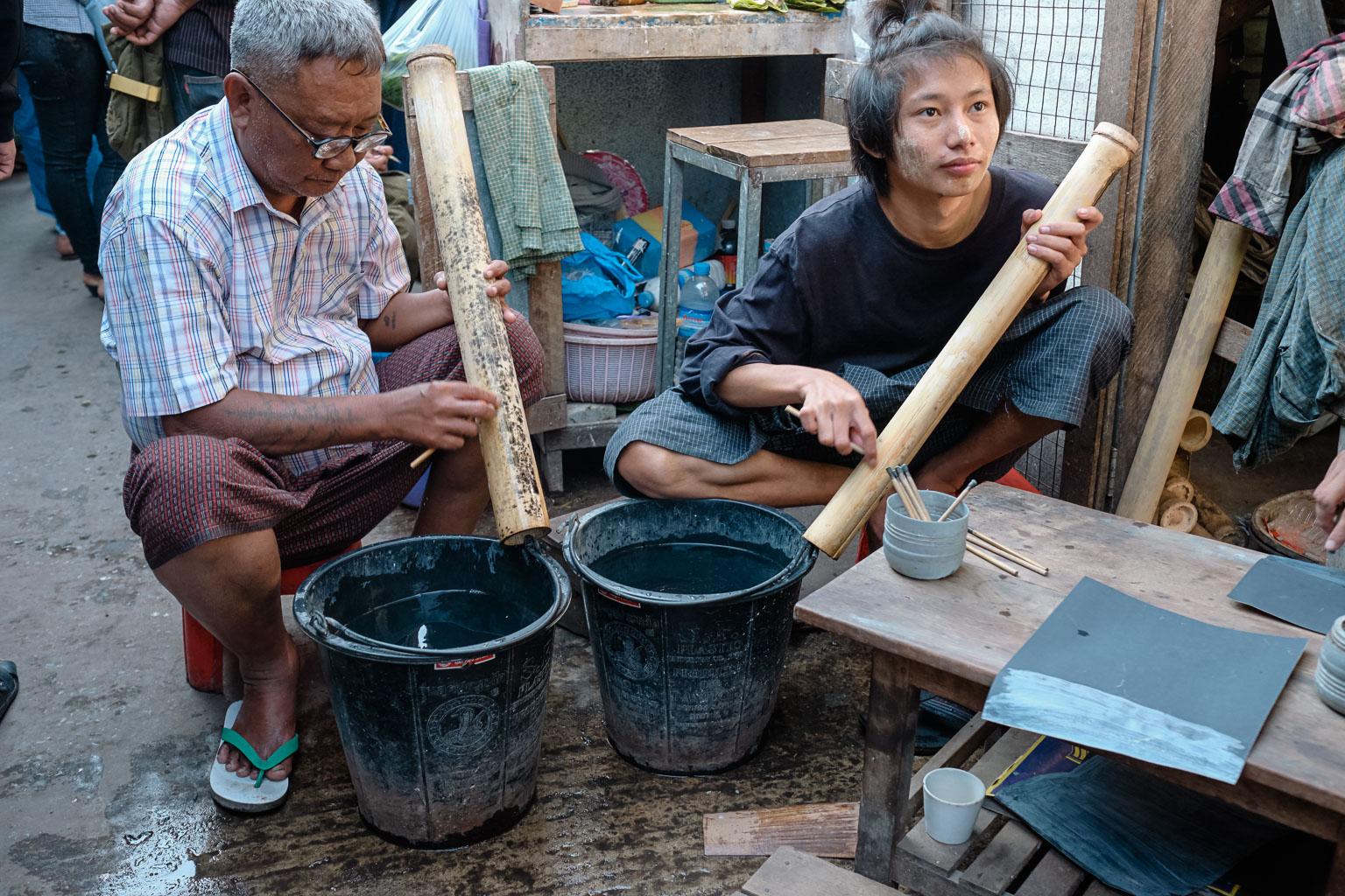 Jade Market Mandalay - Myanmar - Geschichten von unterwegs-17