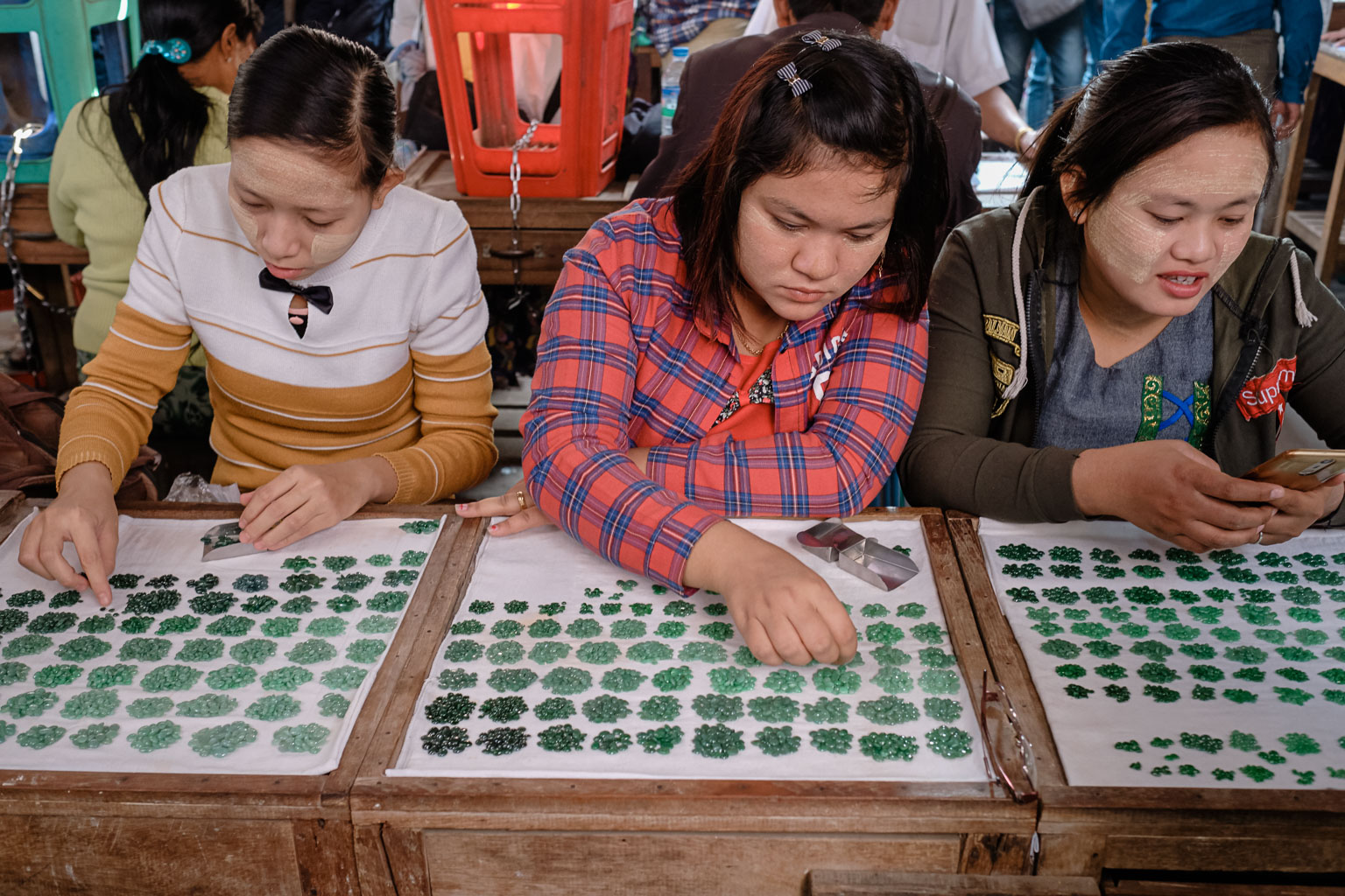 Jade Market Mandalay - Myanmar - Geschichten von unterwegs-18
