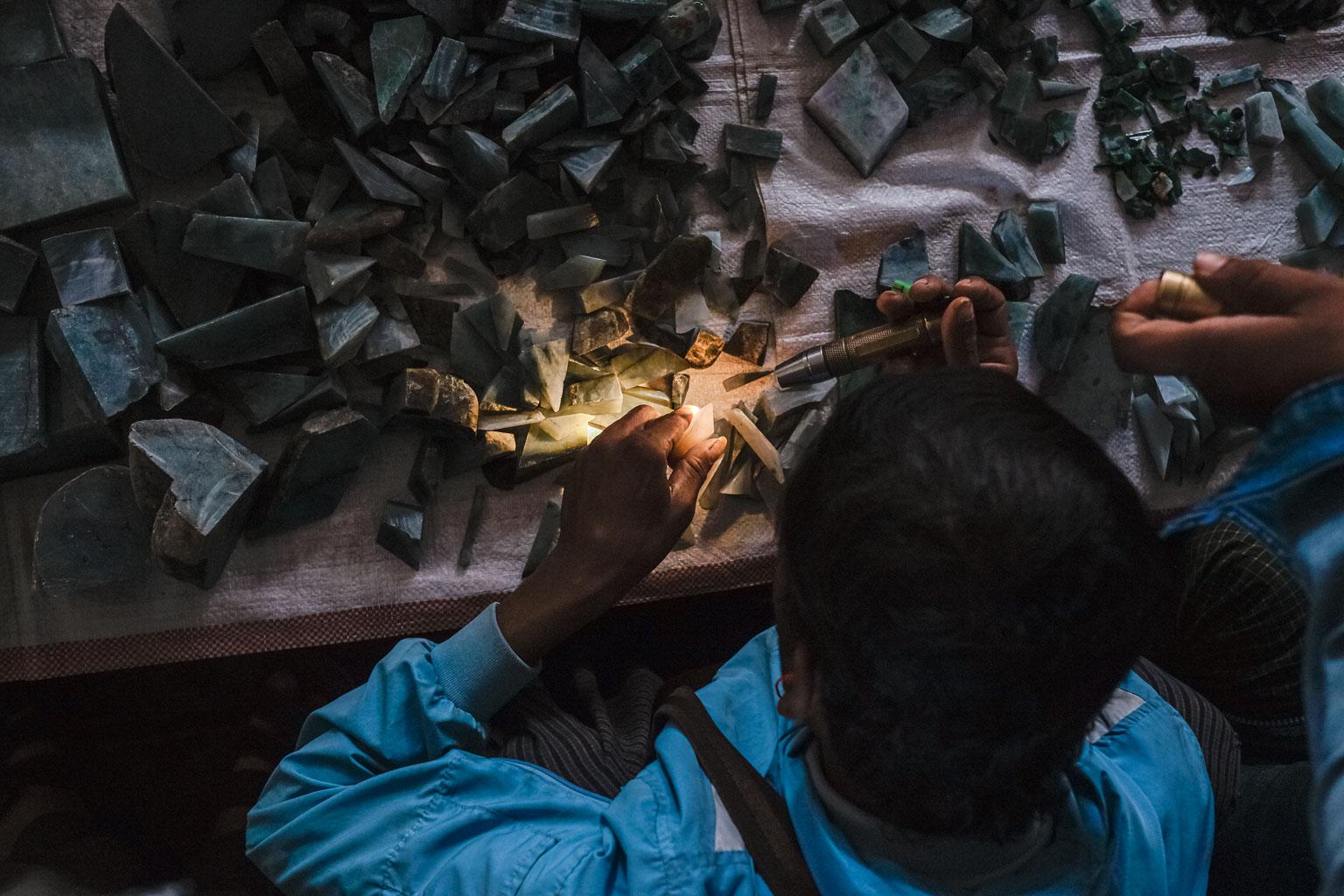 Jade Market Mandalay - Myanmar - Geschichten von unterwegs-26
