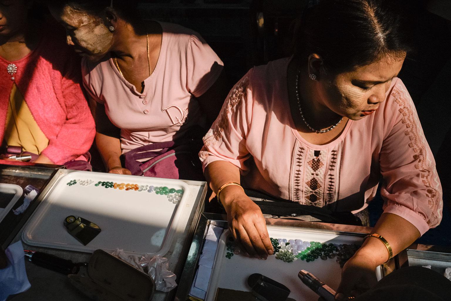 Jade Market Mandalay - Myanmar - Geschichten von unterwegs-30