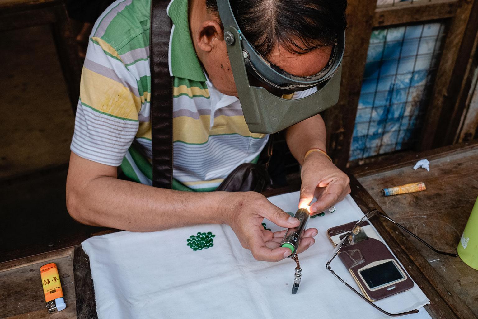 Jade Market Mandalay - Myanmar - Geschichten von unterwegs-32