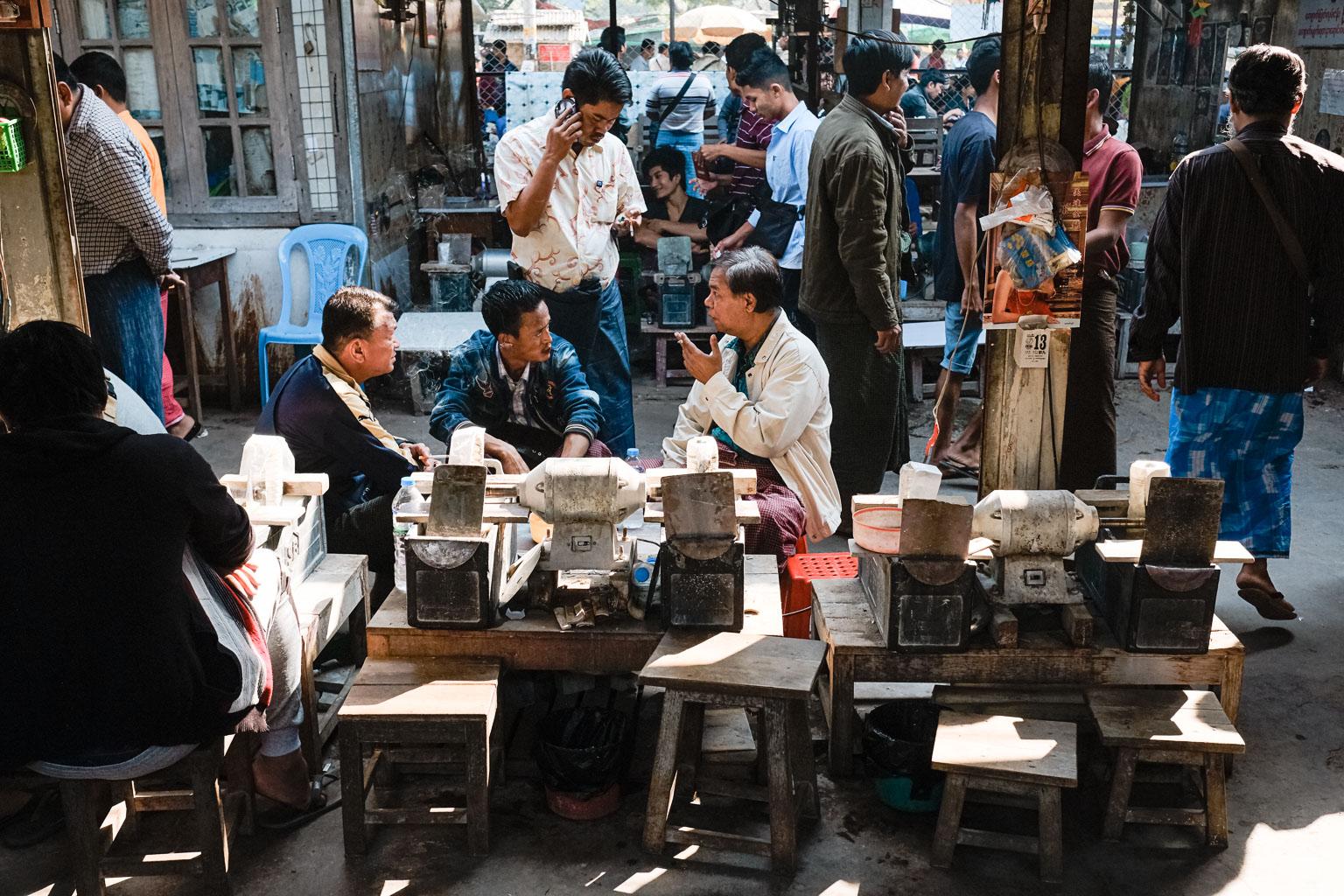 Jade Market Mandalay - Myanmar - Geschichten von unterwegs-33