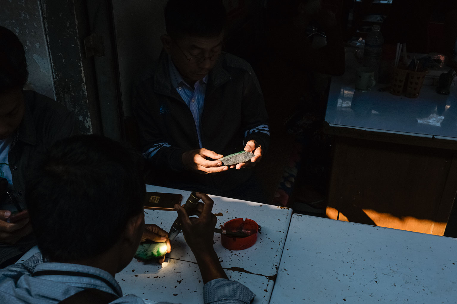 Jade Market Mandalay - Myanmar - Geschichten von unterwegs-34