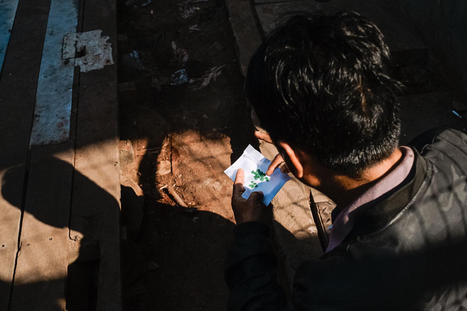 Jade Market Mandalay - Myanmar - Geschichten von unterwegs-35