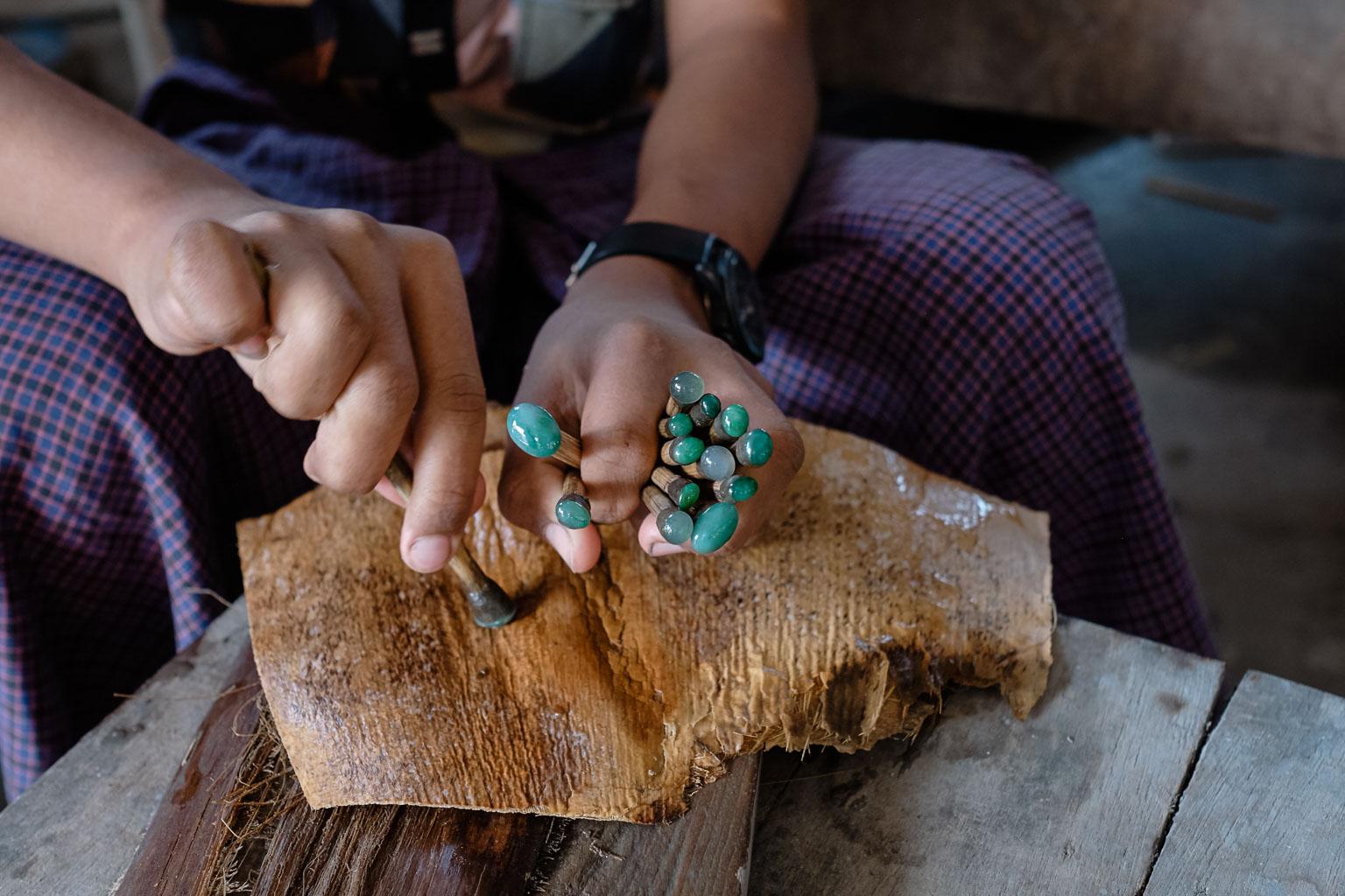 Jade Market Mandalay - Myanmar - Geschichten von unterwegs-37