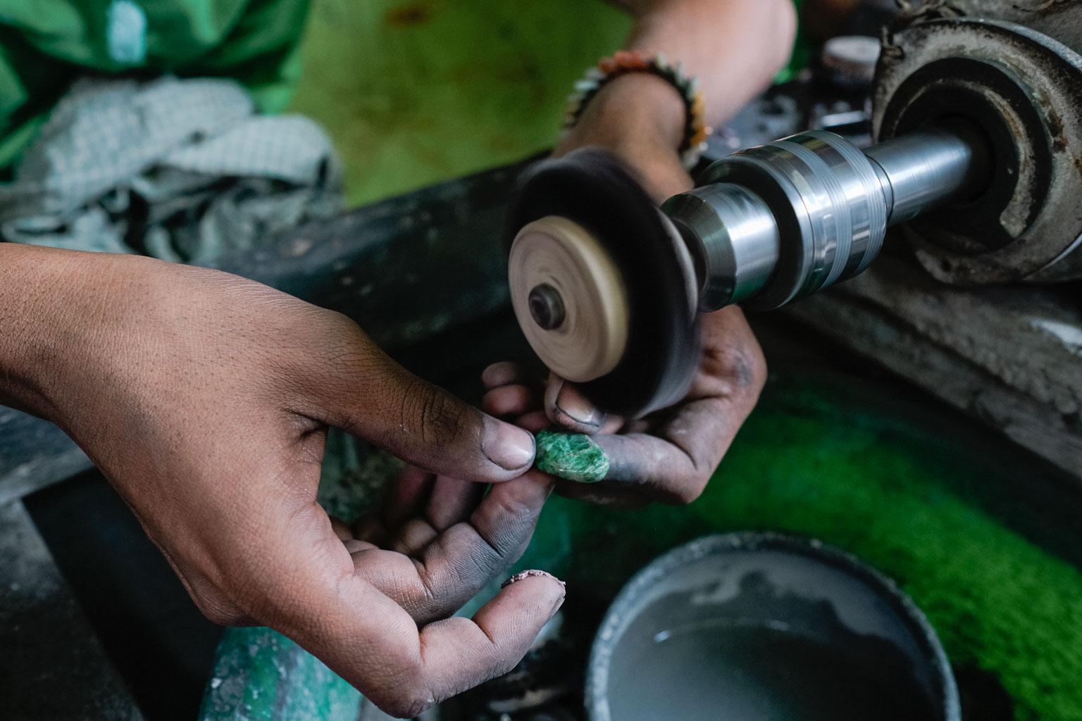 Jade Market Mandalay - Myanmar - Geschichten von unterwegs-40