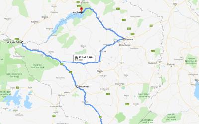 Einmal rund um Afrika – Teil 15 – Zimbabwe