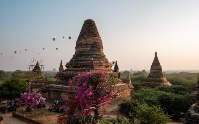 Bagan – Hüter der tausend Tempel